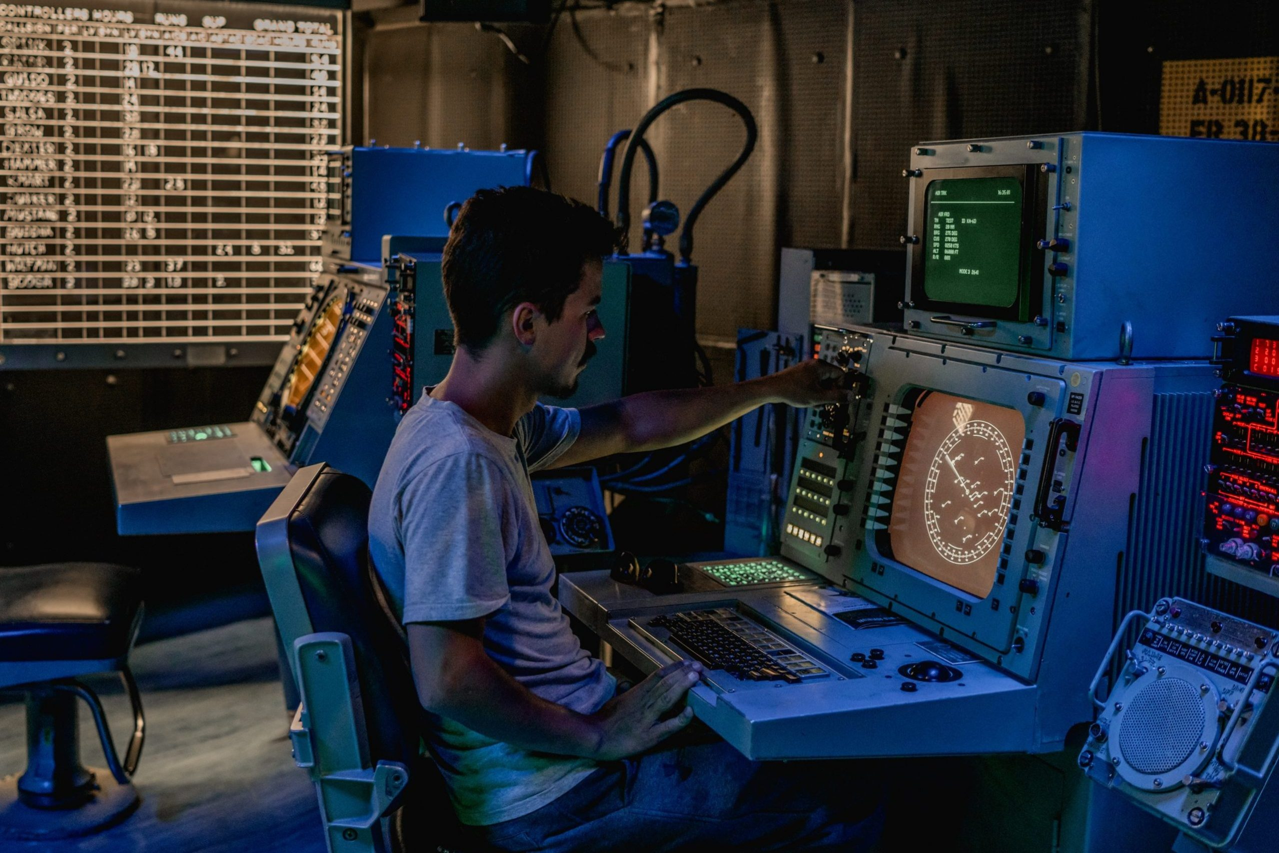 Mobile Production Control Room Services
